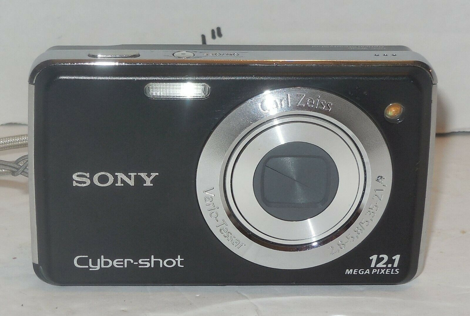 Primary image for SONY CyberShot DSC-W230 12MP Digital Camera Black