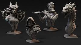 Discount - Bundle - Set - Warrior - Ancient - 3D - Printed HQ - Resin Miniature  - $70.00