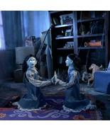 Halloween Animatronic Patty Cake Terror Twins, Light-Up Girls Sing A Cre... - $445.50