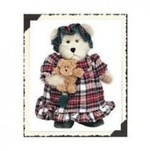 "Boyds Bears ""Cindy Mcsnoozle W/ CUDDLES""- #904064 - 8"" BEAR- 2002- Retired - $29.99"