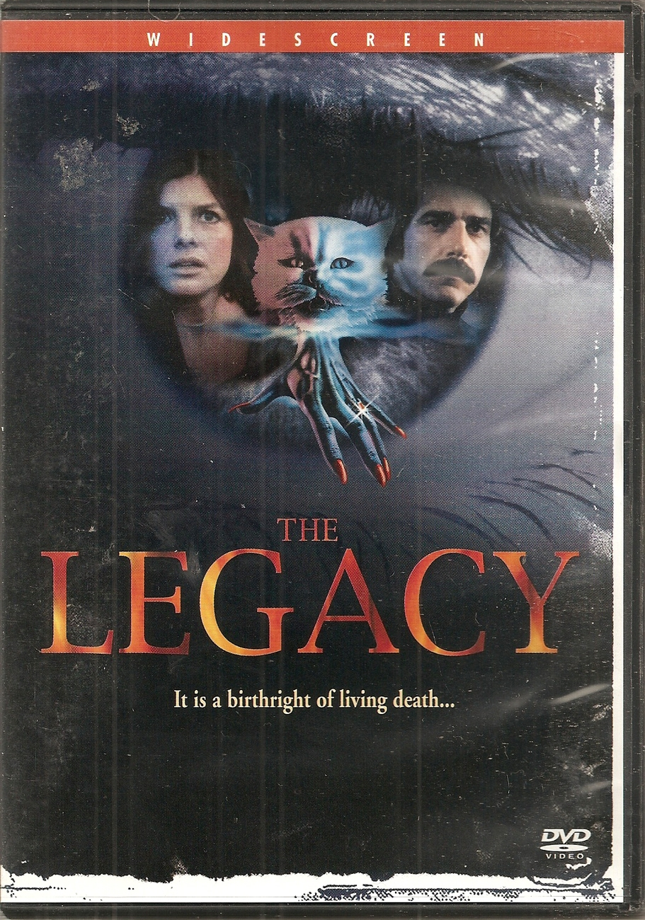 Primary image for DVD--The Legacy