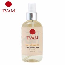 TVAM Lemon Grapefruit Fennel Massage Oil -All Skin Type -200ml - $46.56+