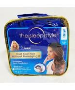 "THE SLEEP STYLER The Nighttime Hair Curlers Mini 3""-12 count Curly Hair ... - $11.88"