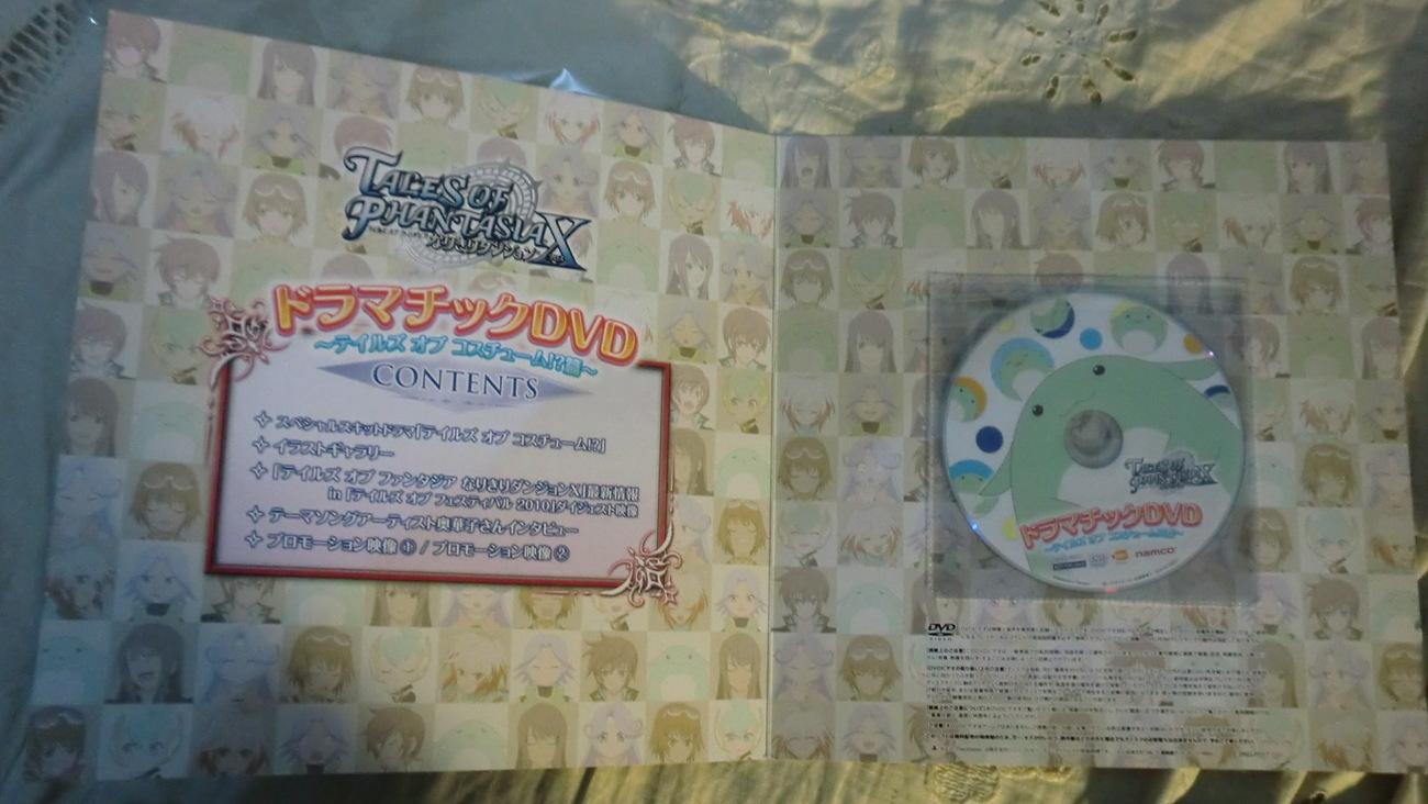 Tales of Phantasia Signature Series Artbook Guide Soundtrack