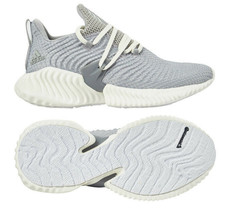 adidas alphaBOUNCE Instinct Women's Running Shoes Gray Fitness Gym NWT F... - $106.63