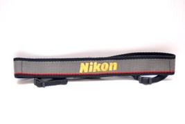 Vintage Nikon Camera Neck Strap Metal Buckle - $14.50