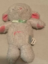Carters Child of Mine Lamb Baby Security Sound - $8.86