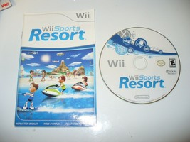 Nintendo Wii Sports Resort Disc & Manual (Sports/Simulation) Generic Case - $27.60