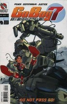 Go Boy 7 Issue 2 [Comic] [Aug 01, 2003] - $8.64
