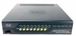 Cisco ASA 5505 Series V09 Adaptive Security Appliance Firewall with Powe... - $75.23