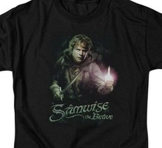 The Lord of the Rings Samwise Gamgee the Brave Hobbit graphic t-shirt LOR3016 image 2