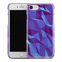 Casestry | Light And Dark Blue Crinkled Paper | iPhone 8 Case - $11.99