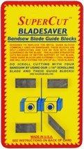 """SuperCut BG-D Bandsaw Blade Guide Blocks - Delta&reg 14"""" Models - $20.02"""