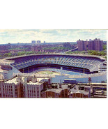Yankee Stadium vintage 1976 Post Card - $5.00