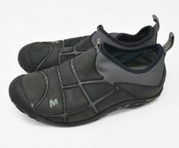 Merrell Women's Sz 6 Black Water Ready Athletic Slip On Loafer Flats - 36104 - $27.95