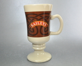 Baileys Irish Cream Pedestal Coffee Mug Cup - $6.75