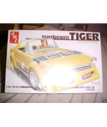 AMT Sunbeam Tiger Plastic Model Car Kit 1/25   - - BRAND NEW - $99.99