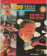 ORIGINAL Vintage May 1991 HBO Guide Magazine Hunt For Red October Sean C... - $29.69