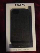 Incipio - Esquire Series for Apple iPhone 7  - Co-Mold - Grey NEW - $15.72