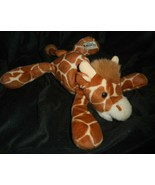 "15"" WALT DISNEY WORLD ANIMAL KINGDOM BROWN & TAN BABY GIRAFFE STUFFED PL... - $23.38"