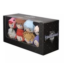 Kingdom Hearts Ⅲ Tsum Afelpado Bola Disney Tienda 2020 Limitado - $113.46