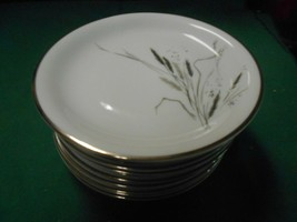 "ROSENTHAL Selb-Plossberg Bavaria Germany Ceres ""Wheat"" 12 BREAD Plates 6"" - $71.86"