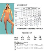 ADULT UNITARD TAN/NUDE FULL BODY SUIT MENS SMALL - $60.00