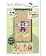 Once Upon A Stitch: Flying Monkey Wizard of Oz Chart only Brooke's Books - $5.40