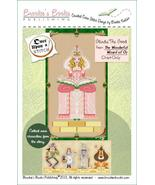 Once Upon A Stitch: Glinda The Good Witch Wizard of Oz Chart only Brooke... - $5.40