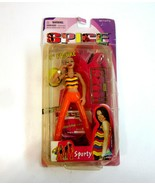"""Vintage 1998 Toymax SPORTY Spice Girls Fully Posable 6"""" Action Figure No... - $13.99"""