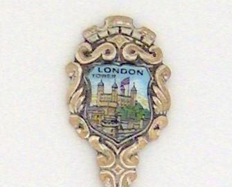 Souvenir Spoon - International - London, England