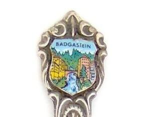 Souvenir Spoon - International - Bad Gastein, Austria