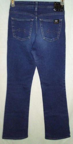 Parasuco Jeans Womens Size 28x31 Bootcut Dark Wash Stretch