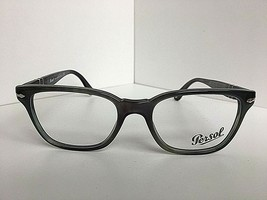 New Persol 3003-V 1017 52mm Rx  Green Men's Eyeglasses Frame Italy - $149.99