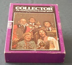 The Collector Game  Avalon Hill 1977 Complete - $12.00