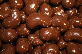 Dark Chocolate Covered Cashews, 5LBS - $46.66
