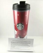 STARBUCKS COFFEE COMPANY NWT 2011 Plastic Travel Tumbler 16 oz MERMAID TAIL - $28.63