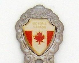 Souvenir Spoon - Canada - Victoria, British Columbia