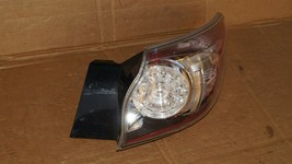 10-13 Mazda3 Mazda 3 Hatchback LED Outer Tail Light Taillight Passenger Right RH image 2