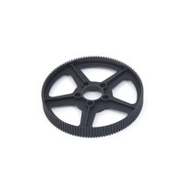 ALZRC Devil 380 420 FAST RC Helicopter Parts 120T Platic Main Pulley - $12.44