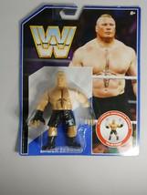 WWE Retro Brock Lesnar WWF Hasbro Mattel - $40.21