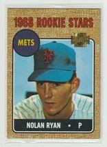 Nolan Ryan 2001 Topps Rookie Reprints Lot of 2 - $2.13
