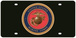 U.S. Marines License Plate - Acrylic - $19.95