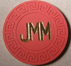 "Illegal Casino Chips From: ""JMM Club""  - (sku#2078) - $2.99"