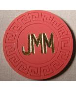 "Illegal Casino Chips From: ""JMM Club""  - (sku#2078) - $2.29"