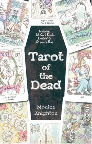 Primary image for Tarot of the Dead Deck Cards by Monica Knighton Tarot de los Muertos New Sealed