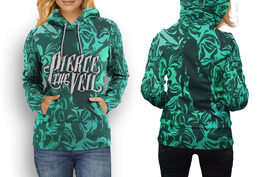Pierce The Veil Band cool Hoodie Women - $41.50+