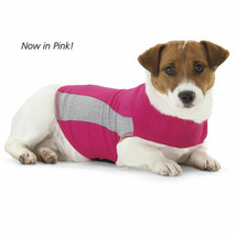 ThunderShirt The Best Solution For Dog Anxiety, Pink Polo XXL - $23.97