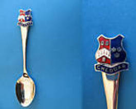 CHEDDAR SOMERSET ENGLAND Souvenir Collector Spoon Collectible GREAT BRIT... - $6.95