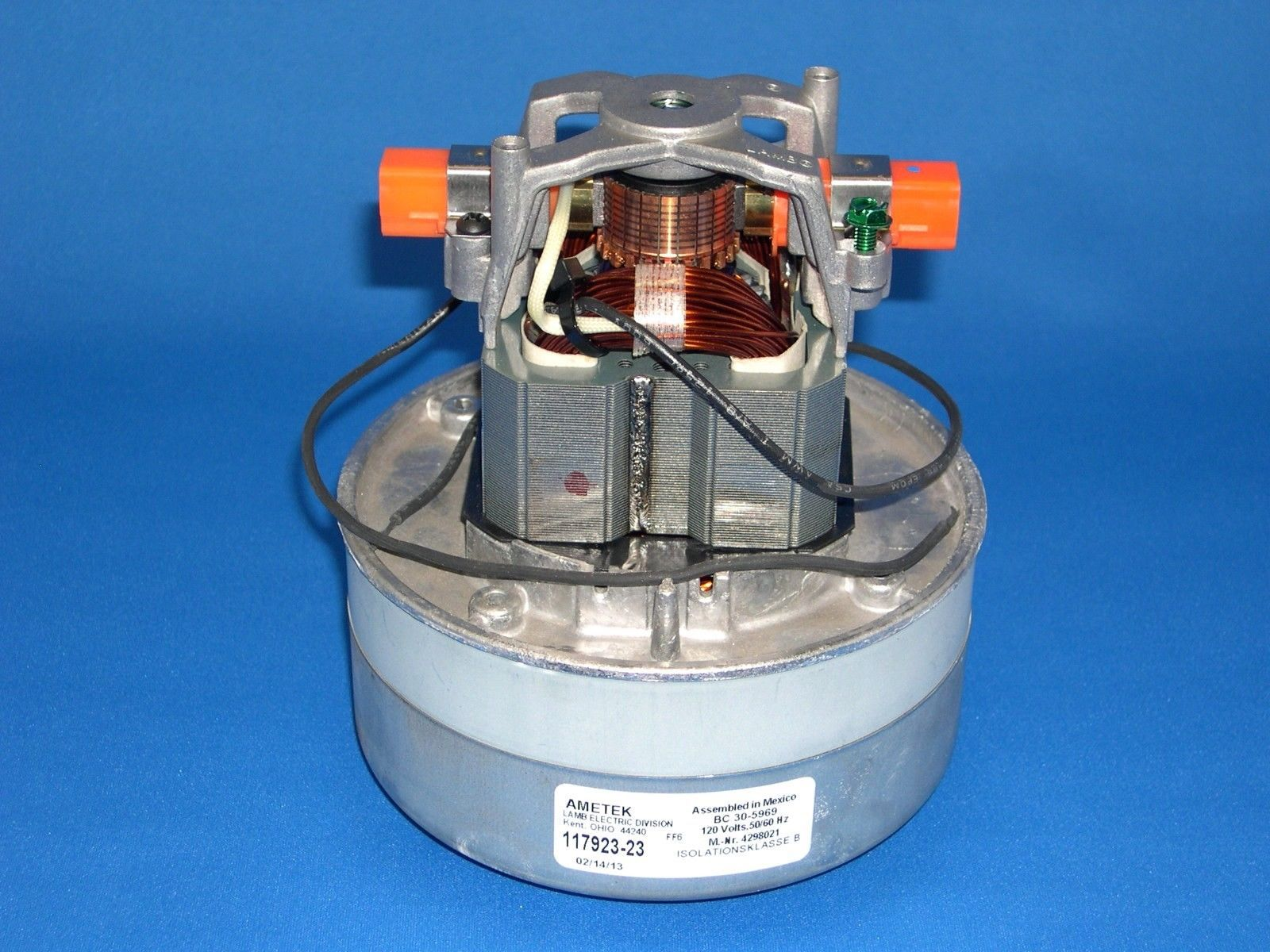 Miele Vacuum Motor Brushes